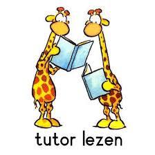 Tutor lezen (duo lezen) Groep 5 - kinderen lezen met z'n tweeën hetzelfde boek