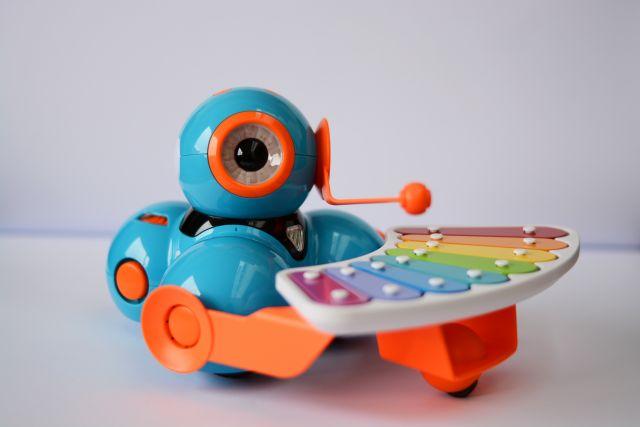 Project |Groep 3-8 | Dash Robot & Xylofoon pakket |