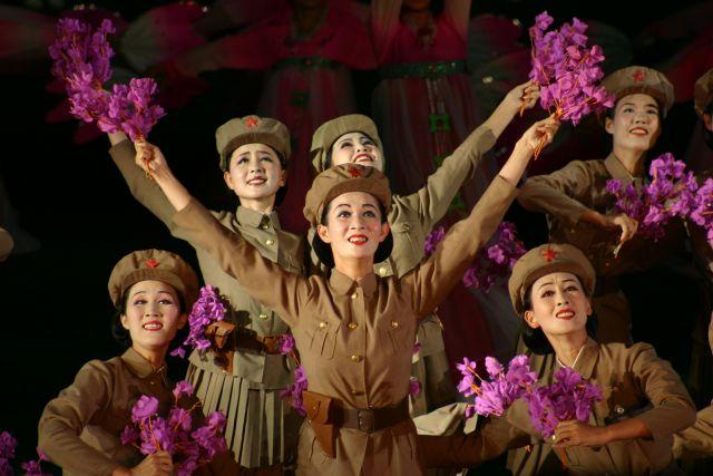 Lezing Noord-Korea: 'De verbeelde werkelijkheid'