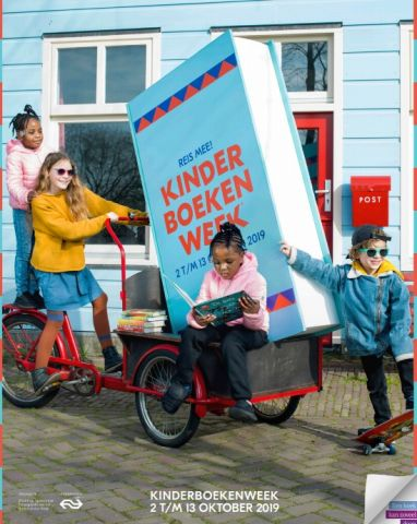 Kinderboekenweek: Reismee! markt