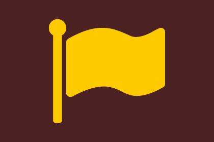 De vlag van Anders