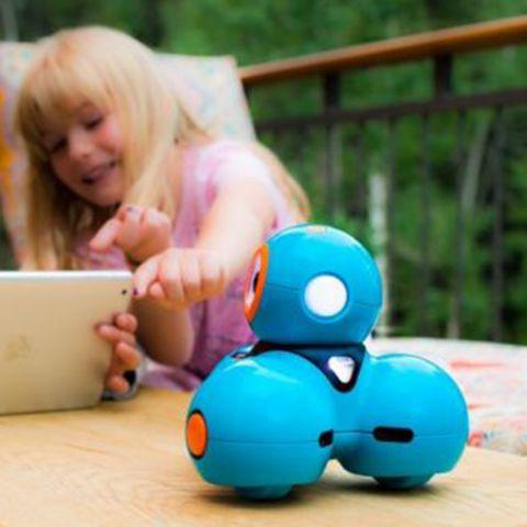 Workshop Programmeren met robot Dash
