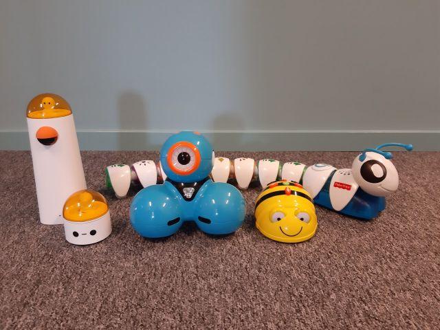 Week van de mediawijsheid: Robots in de vestigingen