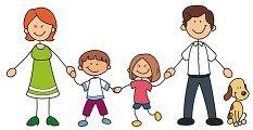 Familie voor peuters