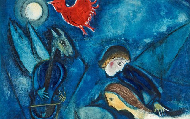Bureau Boeiend: Chagall