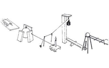 Maakplaats: je eigen kettingreactie | 10-12 jr.