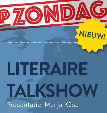 NIEUW: Zin op Zondag - Literaire Talkshow