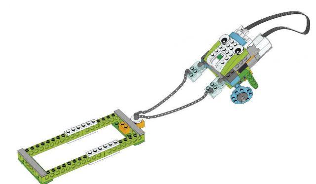 Maakplaats: LEGO WeDo Hulppieten | 7-9 jr.