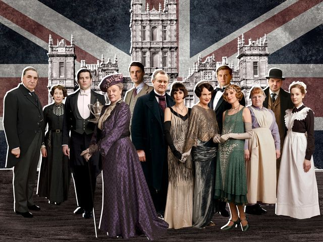 Film Nijkerkerveen: Downton Abbey