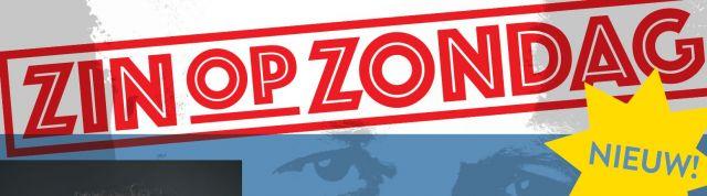 NIEUW: Zin op Zondag - Literaire Talkshow 12-01-2020 15:00
