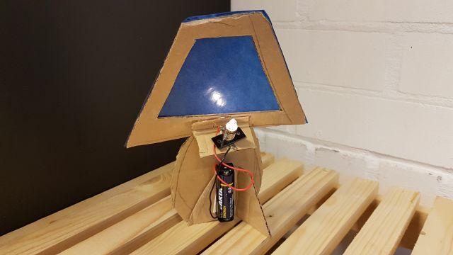 Maakplaats: je eigen lamp | 7-9 jr.