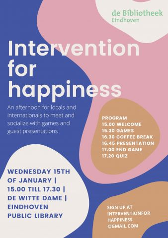 Intervention for Happiness