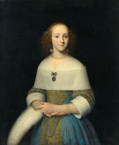 WEBINAR: Historische kleding in de zestiende en zeventiende eeuw door Martine Teunissen