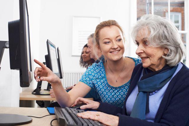 Cursus Klik & Tik - Leer werken met de computer