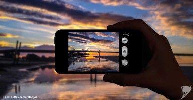 Fotograferen met de smartphone