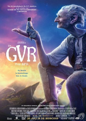 Leskist Boek en Film: De GVR