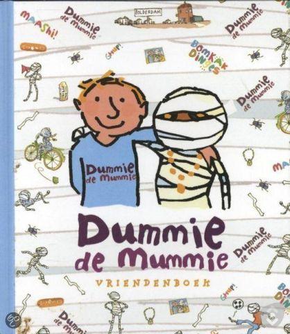 Leskist Boek en Film: Dummie de Mummie