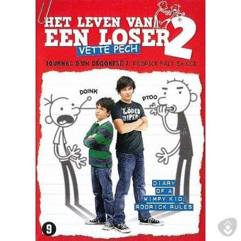 Leskist Boek en Film: Het leven van een loser, vette pech!