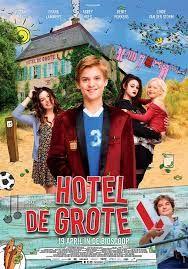 Leskist Boek en Film: Hotel de grote L