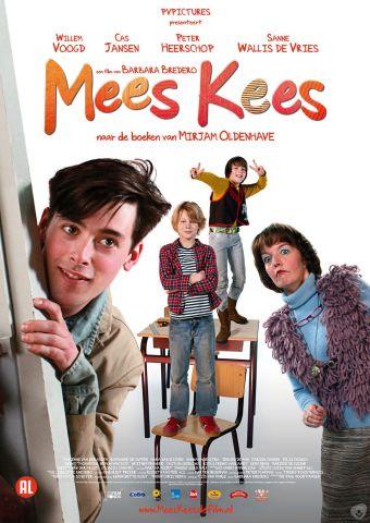 Leskist Boek en Film: Mees Kees, een pittig klasje