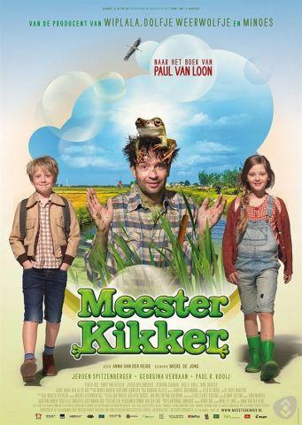 Leskist Boek en Film: Meester Kikker