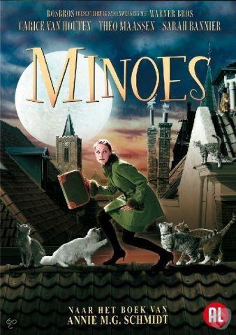 Leskist Boek en Film: Minoes