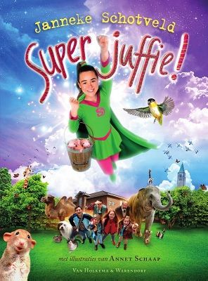 Leskist Boek en Film: Superjuffie!