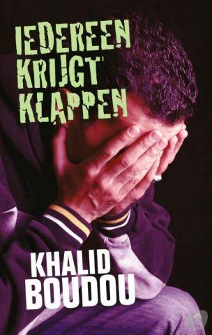 Boekenkist: Iedereen krijgt klappen - Khalid Boudou