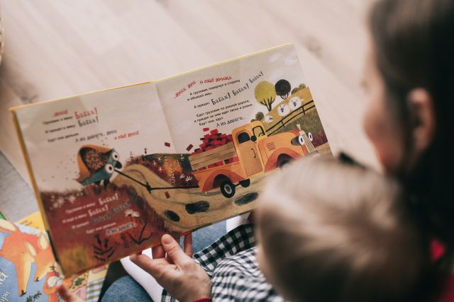 BoekStartuurtje Bladel voor dreumesen en peuters