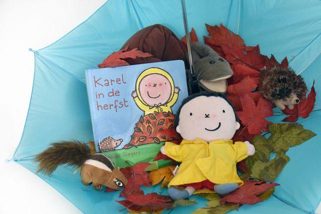 Karel in de herfst