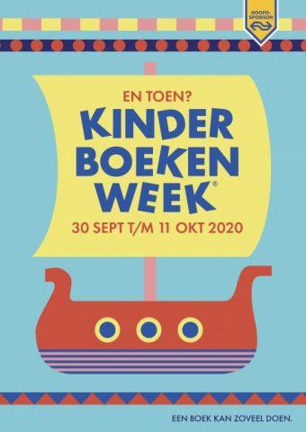 groep 4: Kinderboekenweek