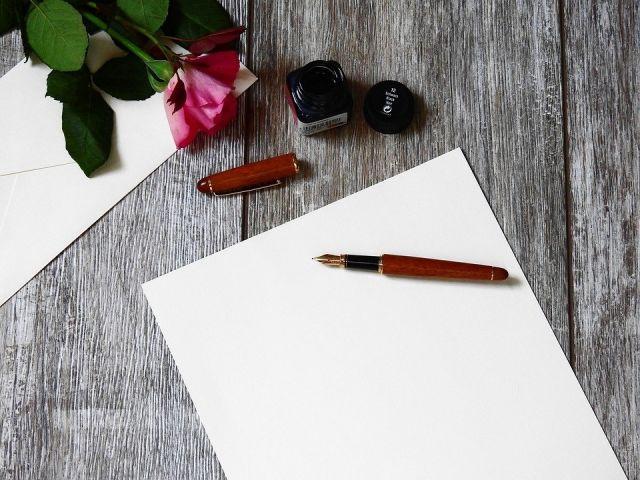 Schrijf een brief aan Corona