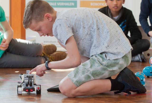 LEGO Mindstorms op de BSO | 10-12 jaar