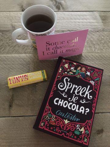Spreek je chocola? Noord Veluwe