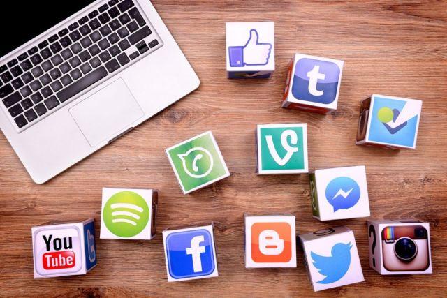 Sociaal met media