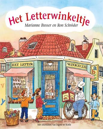 Letters leren lezen Brummen|Voorst