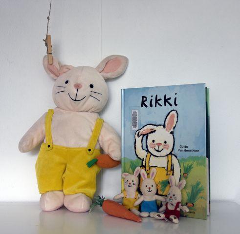 Mijn vriendje Rikki