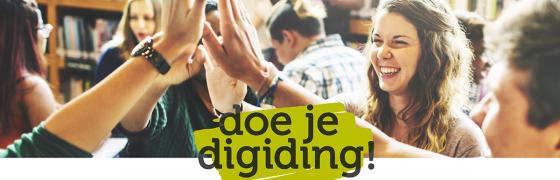 Doe je digiding! | via www.doejedigiding.nl