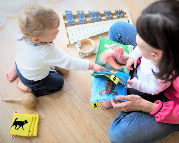Voorleescoördinator in de kinderopvang | Training