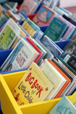 Workshop boekenproeven voor leerkrachten gemeente Uden