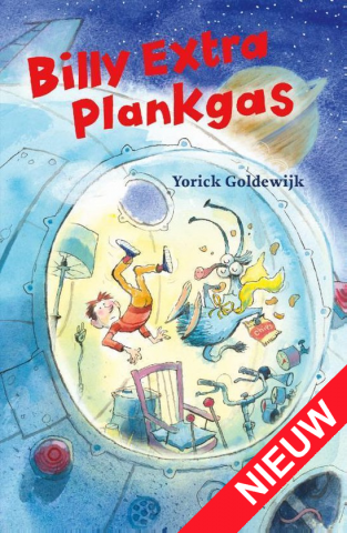 Billy Extra Plankgas / Yorick Goldewijk - 36 exemplaren