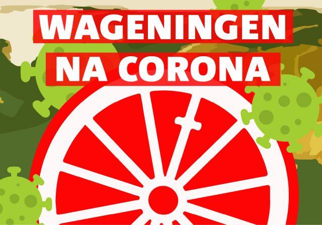 Woensdag Debatdag: Wageningen na corona