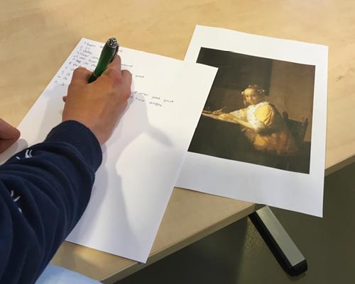 Vrouwen van Vermeer