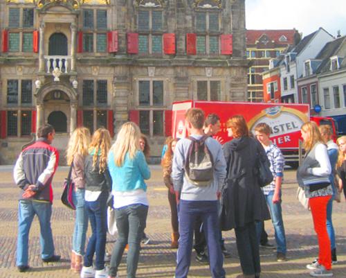 Stadswandeling: Delft in een nieuw licht