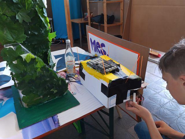 Burgerschap en Techniek: Future Monster Lab