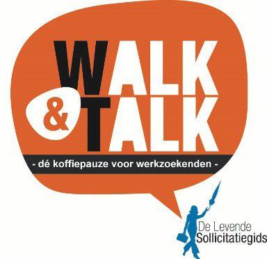 Samen solliciteren met Walk&Talk- ONLINE