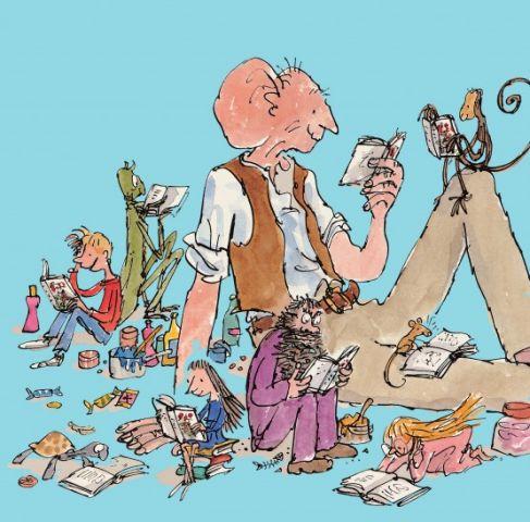 Lekker lezen met Roald Dahl