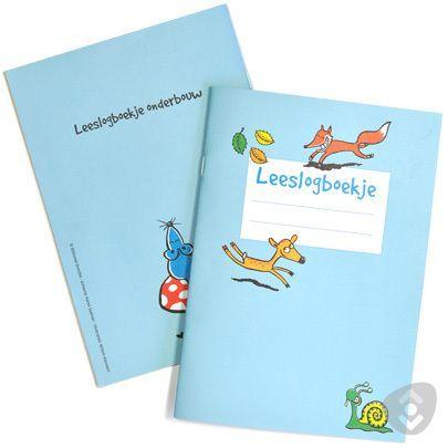 Verkoop: Leeslogboekje voor groep 4-5