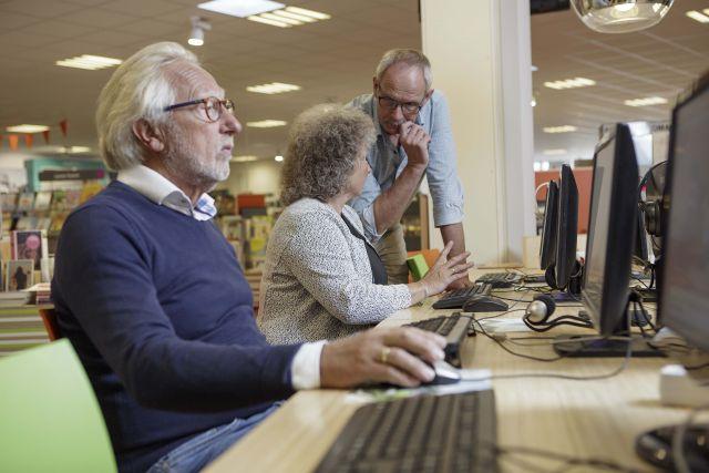 Spreekuur EHBO: Eerste Hulp Bij Online (Maasdriel)