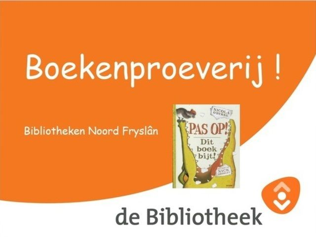 Workshop Boekenproeverij